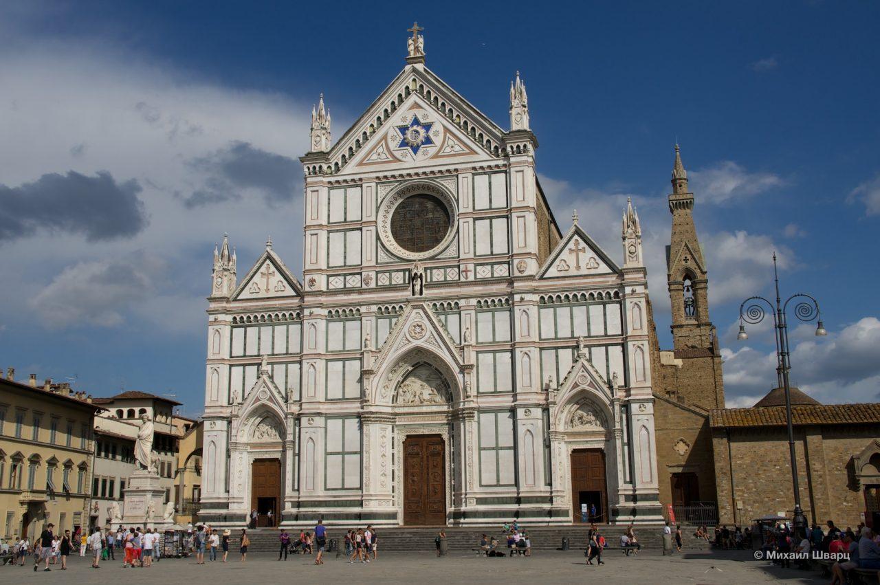 Базилика Санта-Кроче (Basilica di Santa Croce)