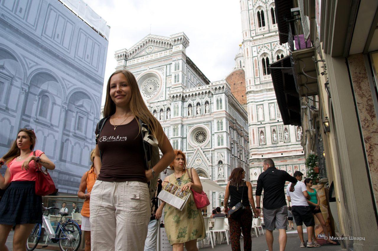 Пьяцца дель Думо (Piazza del Duomo)