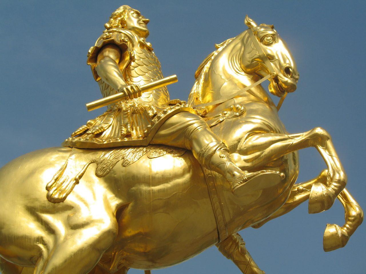 Золотой всадник (Goldener Reiter)