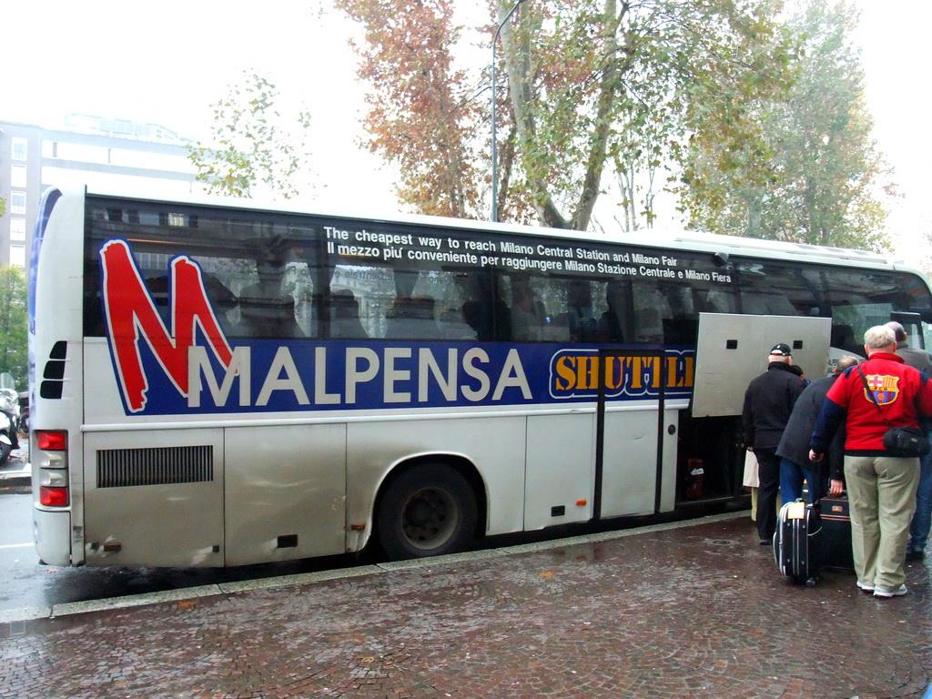 Автобус-шаттл Malpensa Shuttle