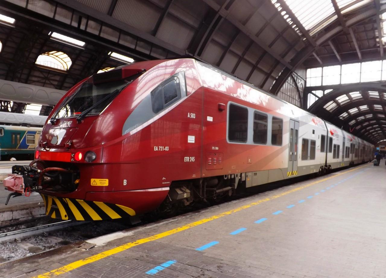 Региональный экспресс Malpensa Express