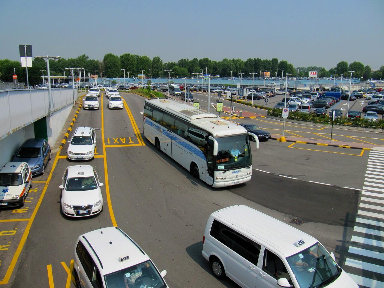 На чем добраться из аэропорта Линате в Милан