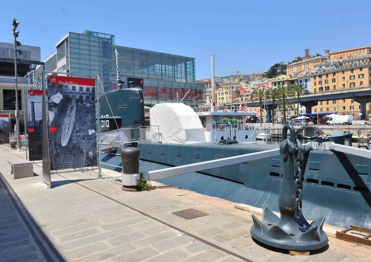 Морской музей «Галата»