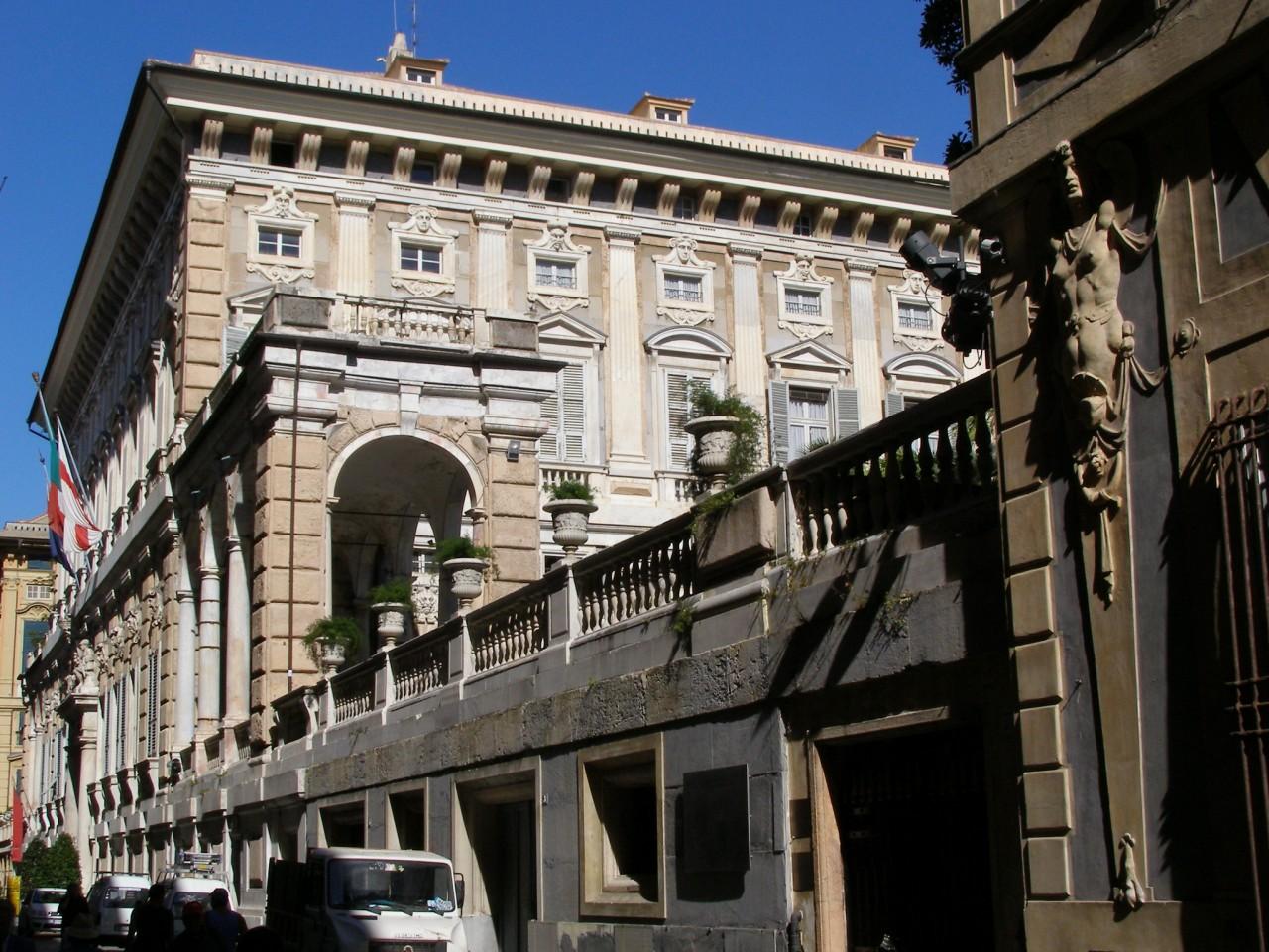 Дворец Дориа-Турси (Palazzo Doria-Tursi)