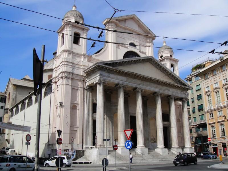Базилика Сантиссима Аннунциата