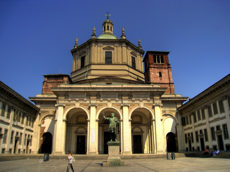 Церковь Сан-Лоренцо-Маджоре