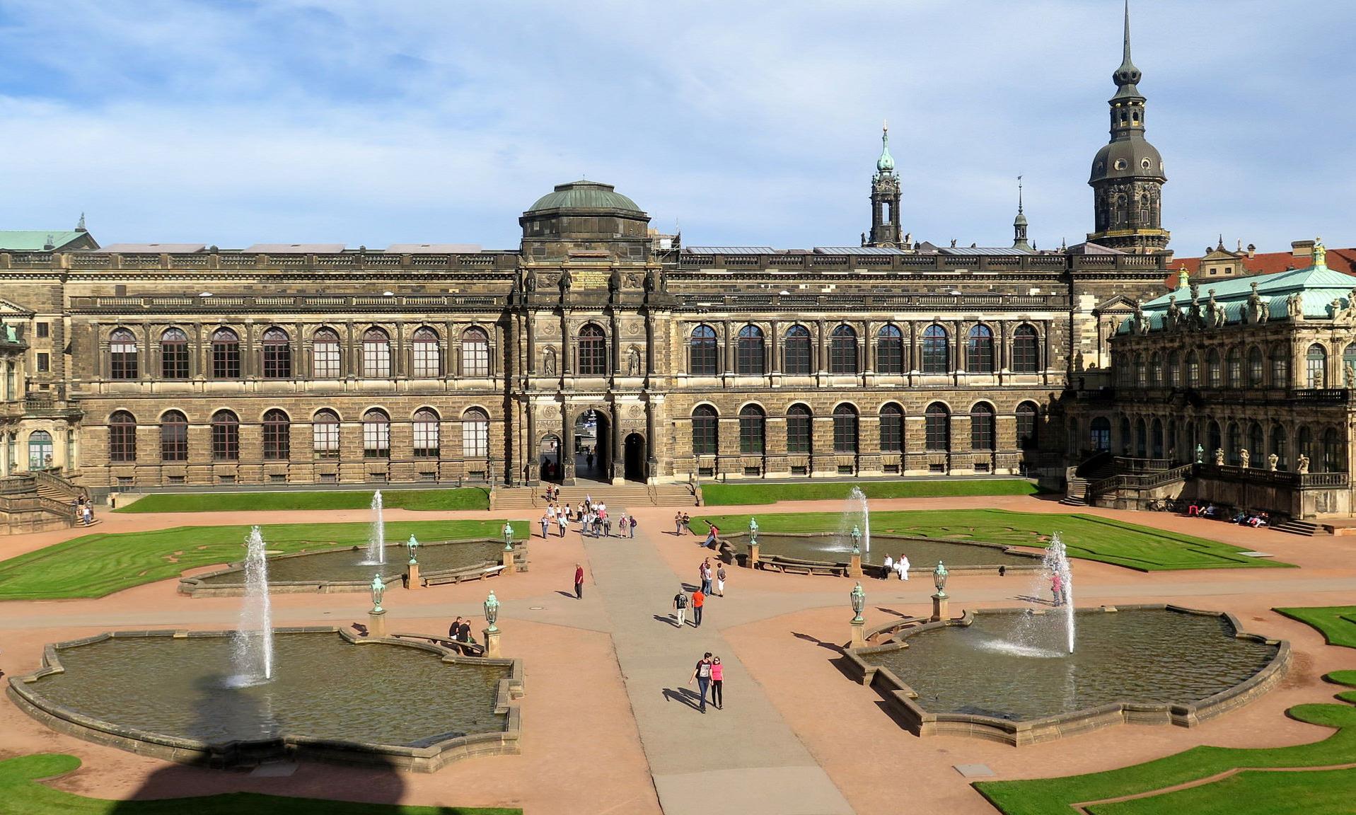 Дрезденская картинная галерея старых мастеров, Дрезден. Отели рядом, фото, видео, как добраться, история, произведения, шедевры, официальный сайт, час