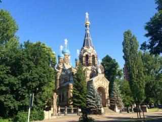 Церковь преподобного Симеона Дивногорца