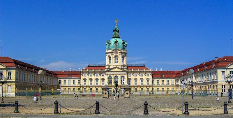 Дворец Шарлоттенбург (Schloss Charlottenburg)