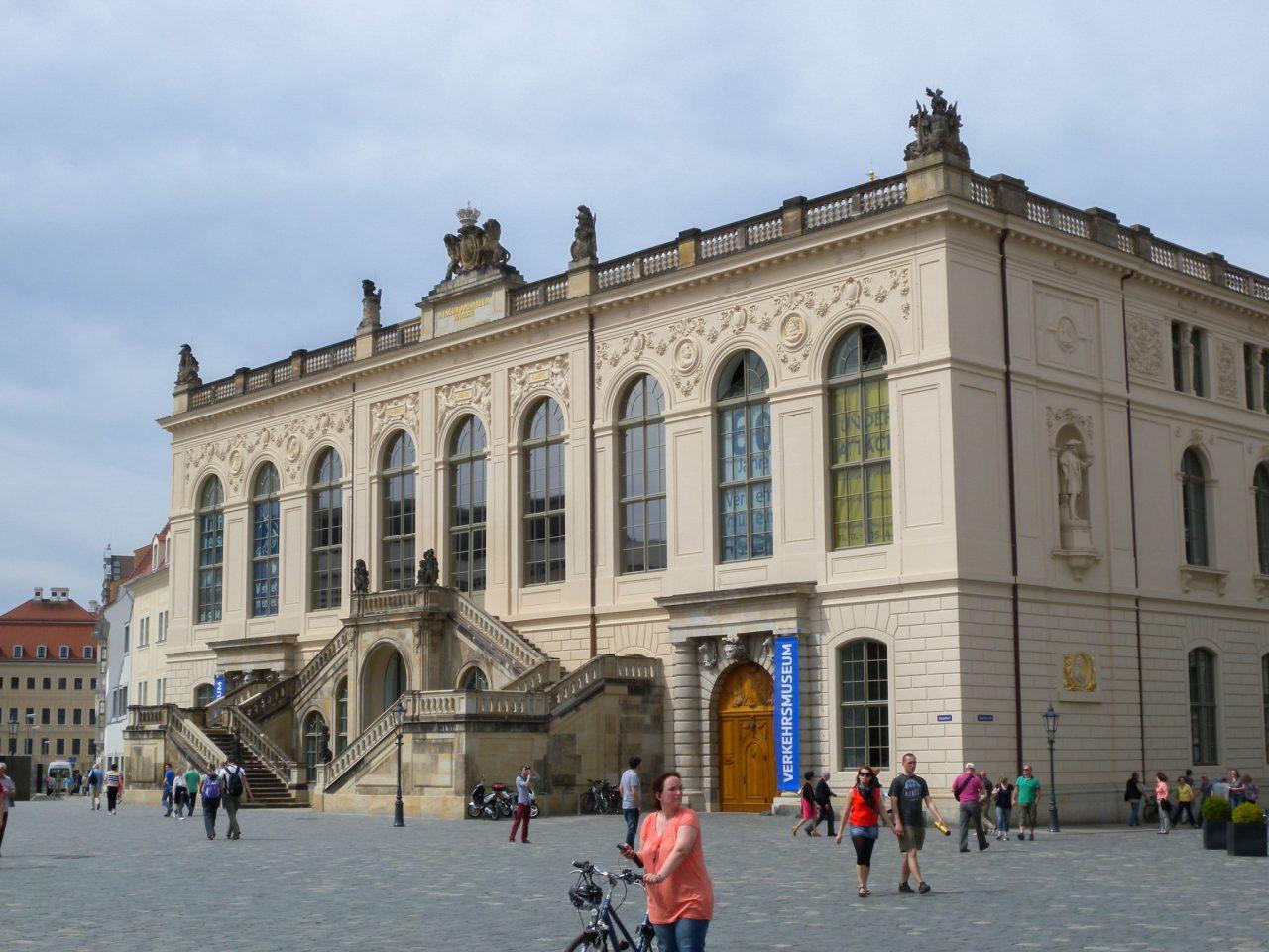 Музей транспорта (Verkehrsmuseum)