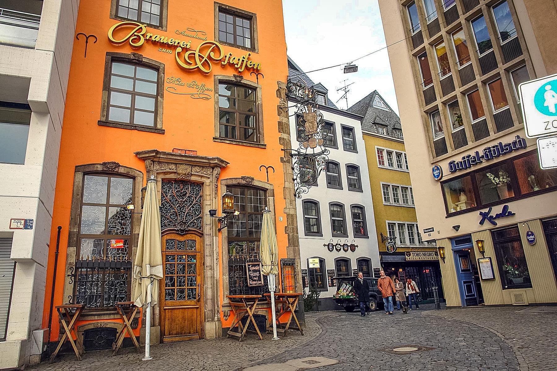 Пивные и рестораны в Старом городе
