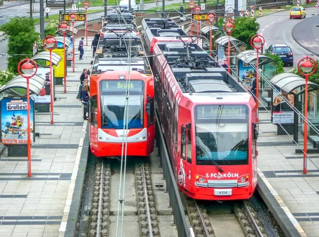 Транспорт в Кёльне