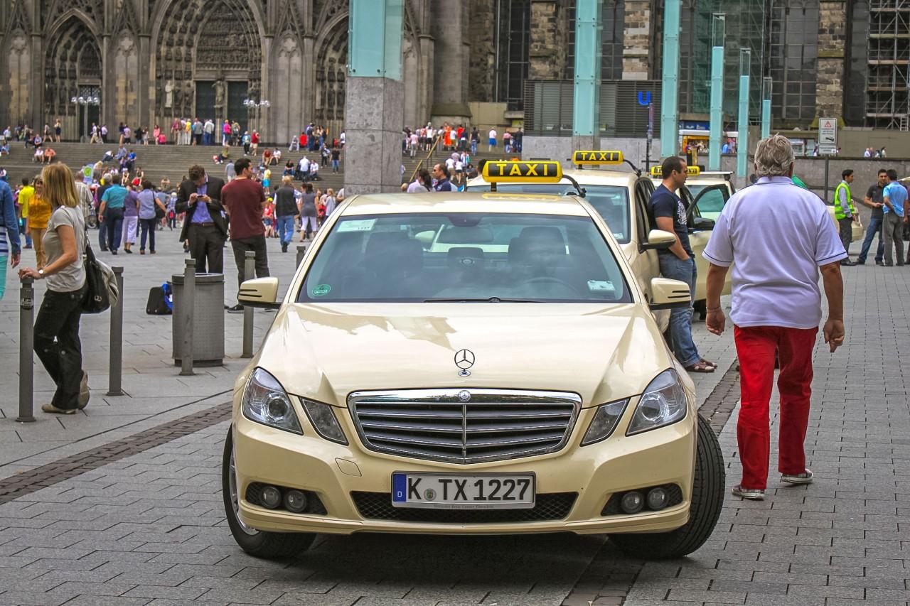 Кёльнское такси