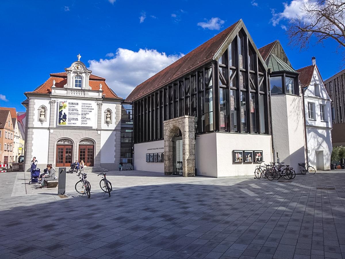 Государственный театр Швабии