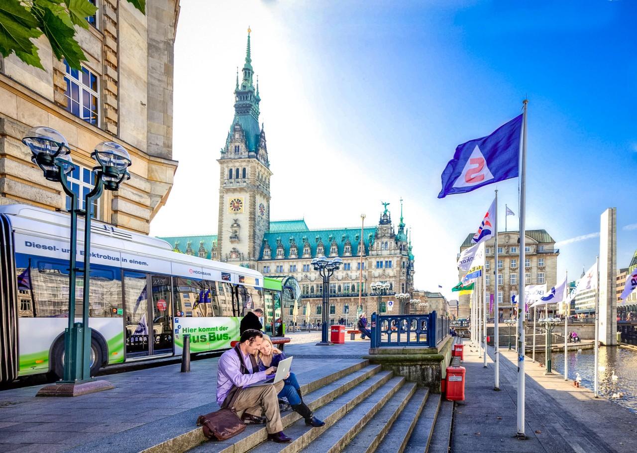 Транспорт в Гамбурге