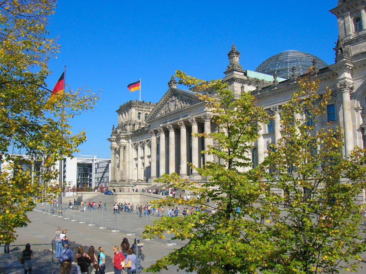 Рейхстаг (Reichstagsgebäude)