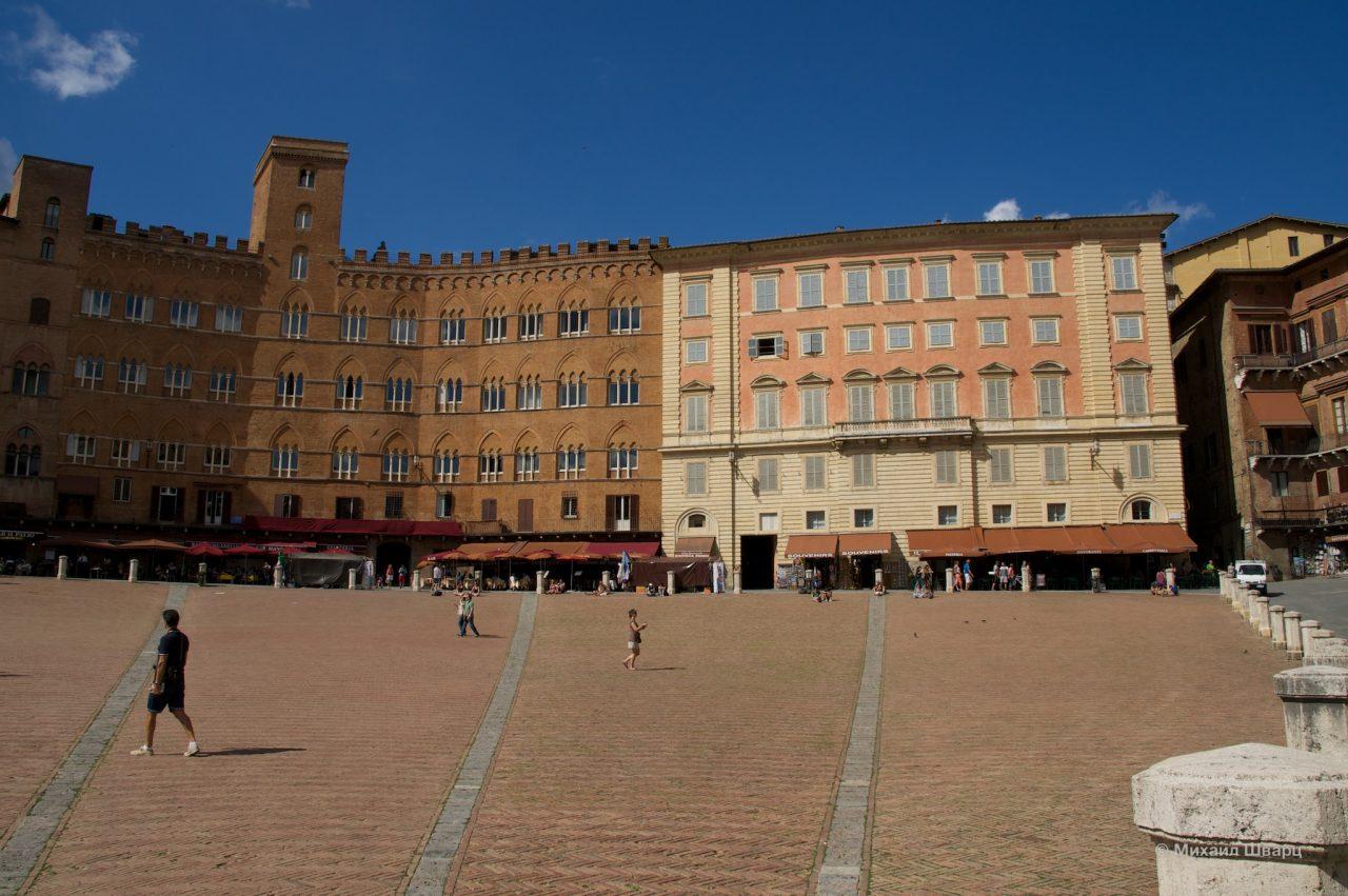 Палаццо Санседони (Palazzo Sansedoni)