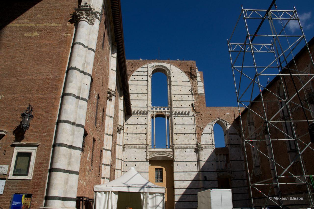 Музей произведений Дуомо (Museo dell'Opera Metropolitana del Duomo)