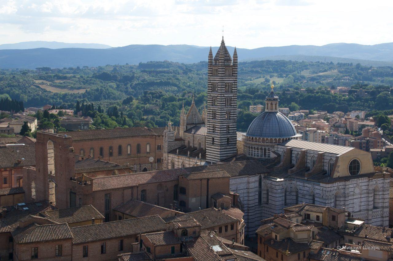Панорама Кафедрального собора