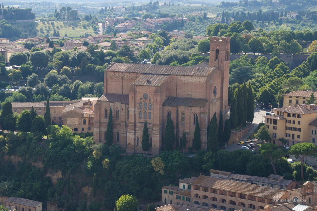 Базилика Святого Доминика (Basilica di San Domenico)