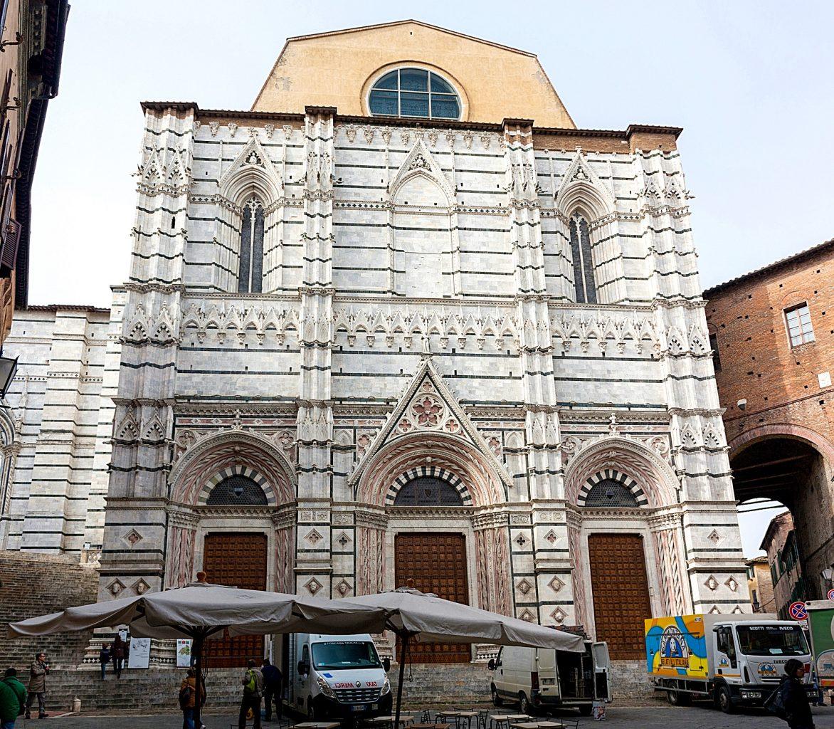 Баптистерий Сан-Джованни (Battistero di San Giovanni)