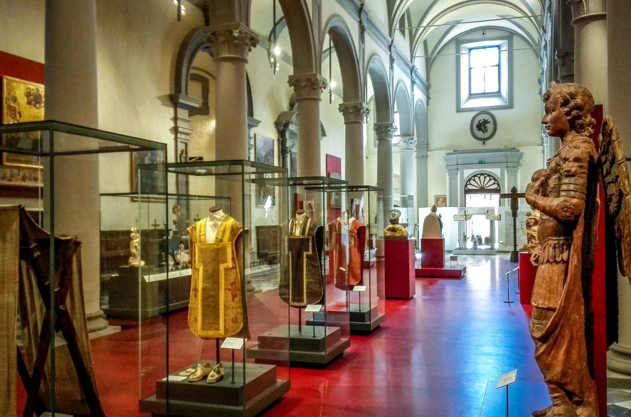 Епархиальный музей сакрального искусства (Museo diocesano d'arte sacra)