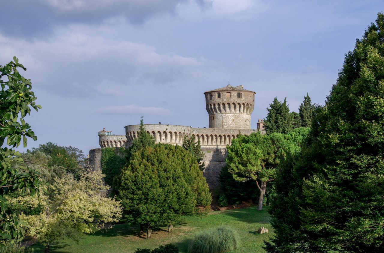 Крепость Медичи (Fortezza Medicea)
