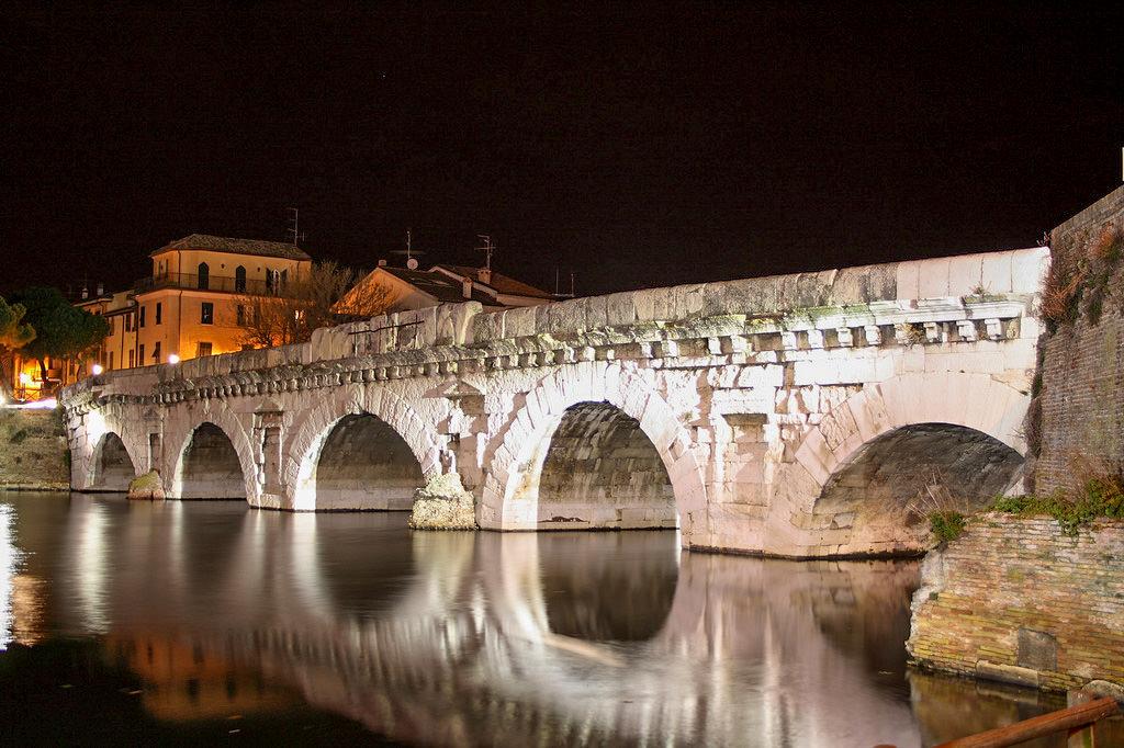 Мост Тиберия (Ponte di Tiberio)