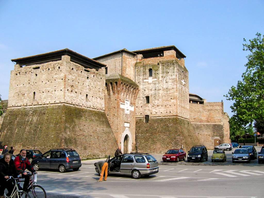 Кастель Сисмондо (Castel Sismondo)