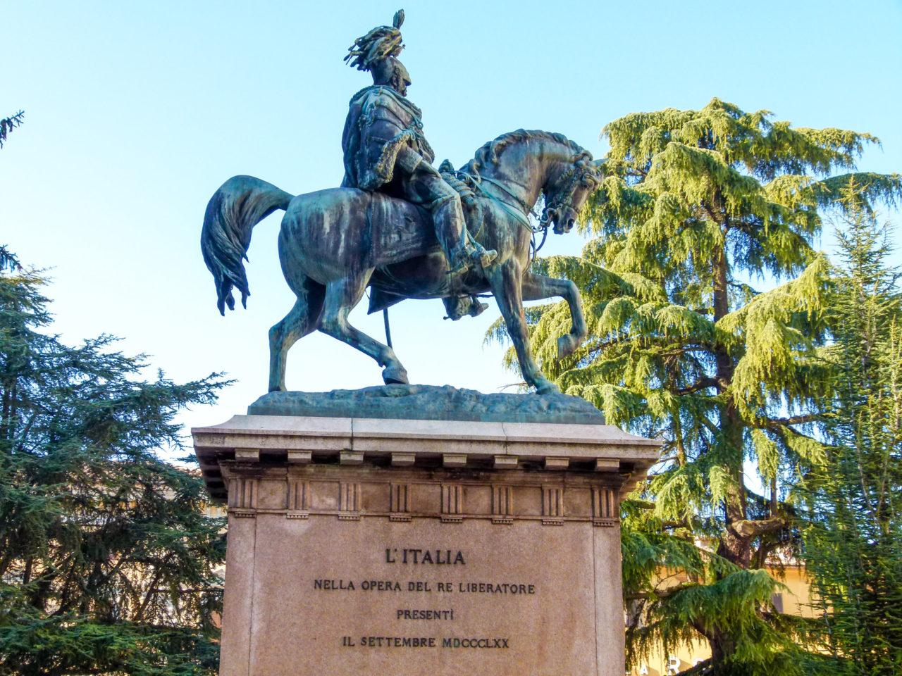 Монумент Виктору Эммануилу II (Monumento a Vittorio Emanuele II)