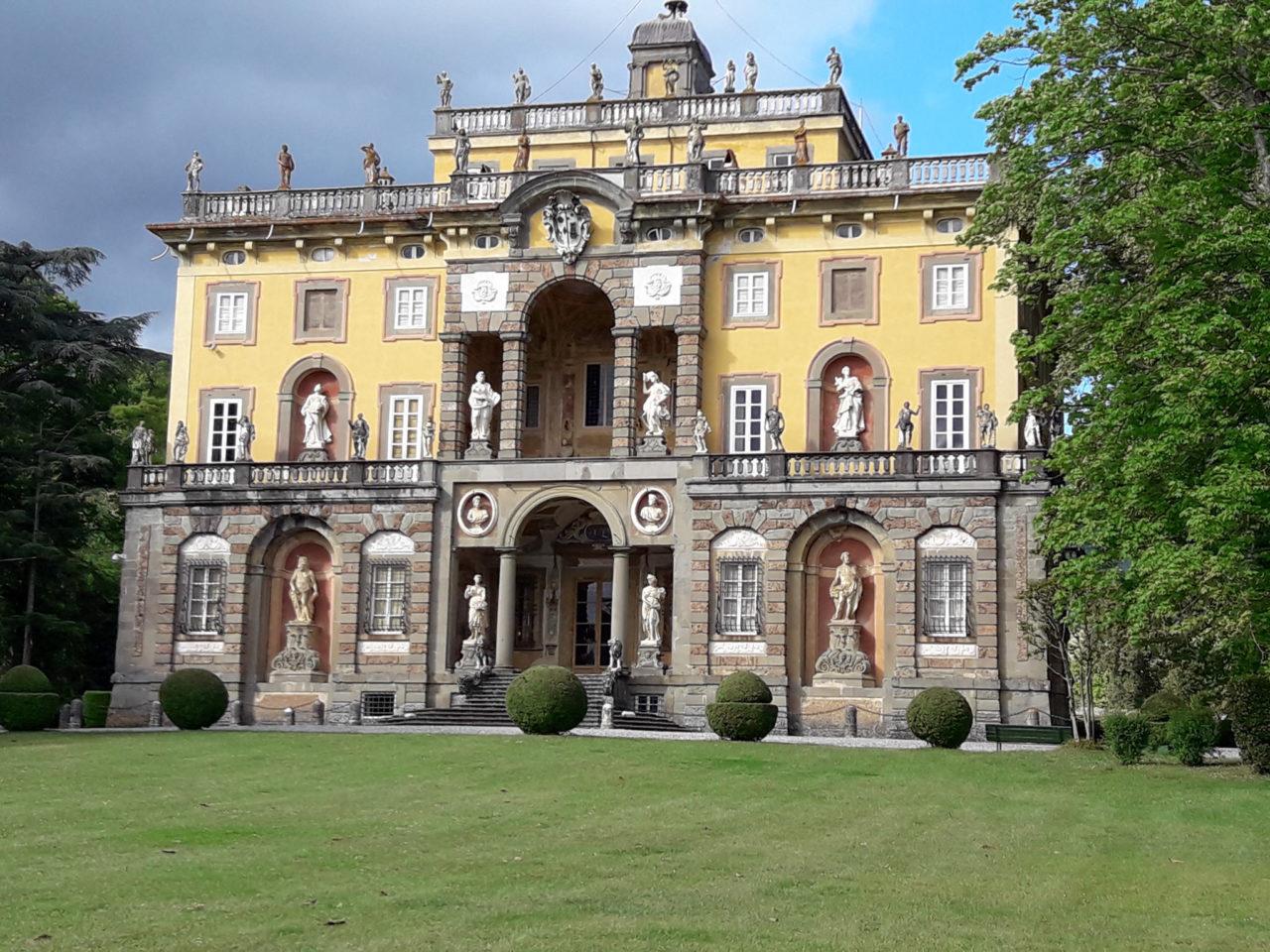Вилла Торриджиани (Villa Torrigiani)
