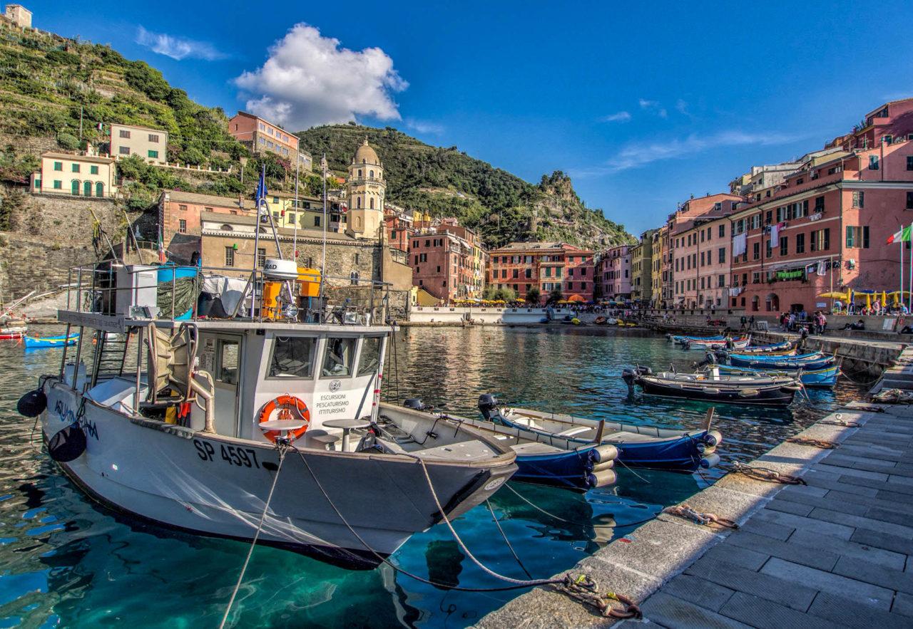 Лигурийское побережье – Итальянская Ривьера