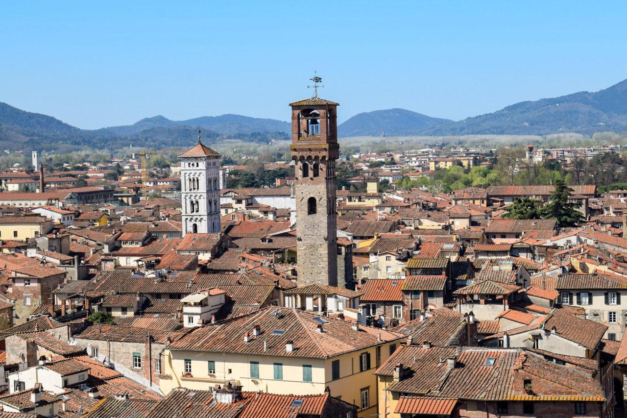 Часовая башня (Torre delle ore)