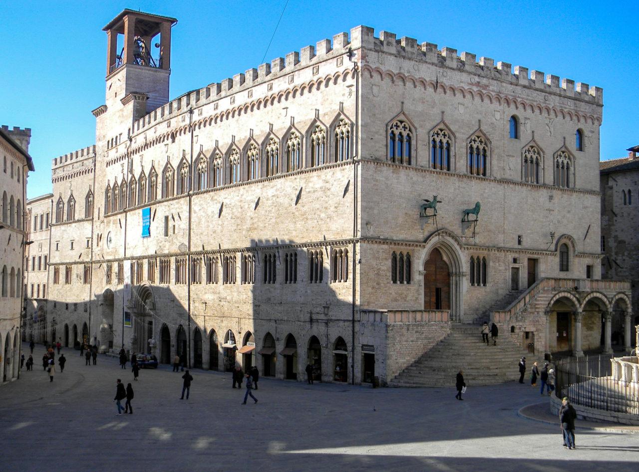 Дворец Приоров (Palazzo dei Priori)
