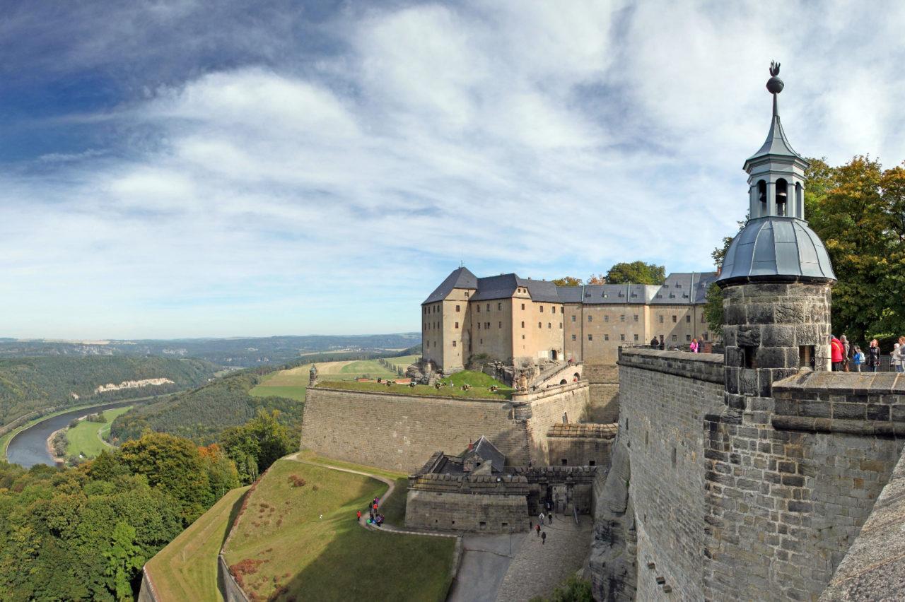 Крепость Кёнигштайн (Königstein)