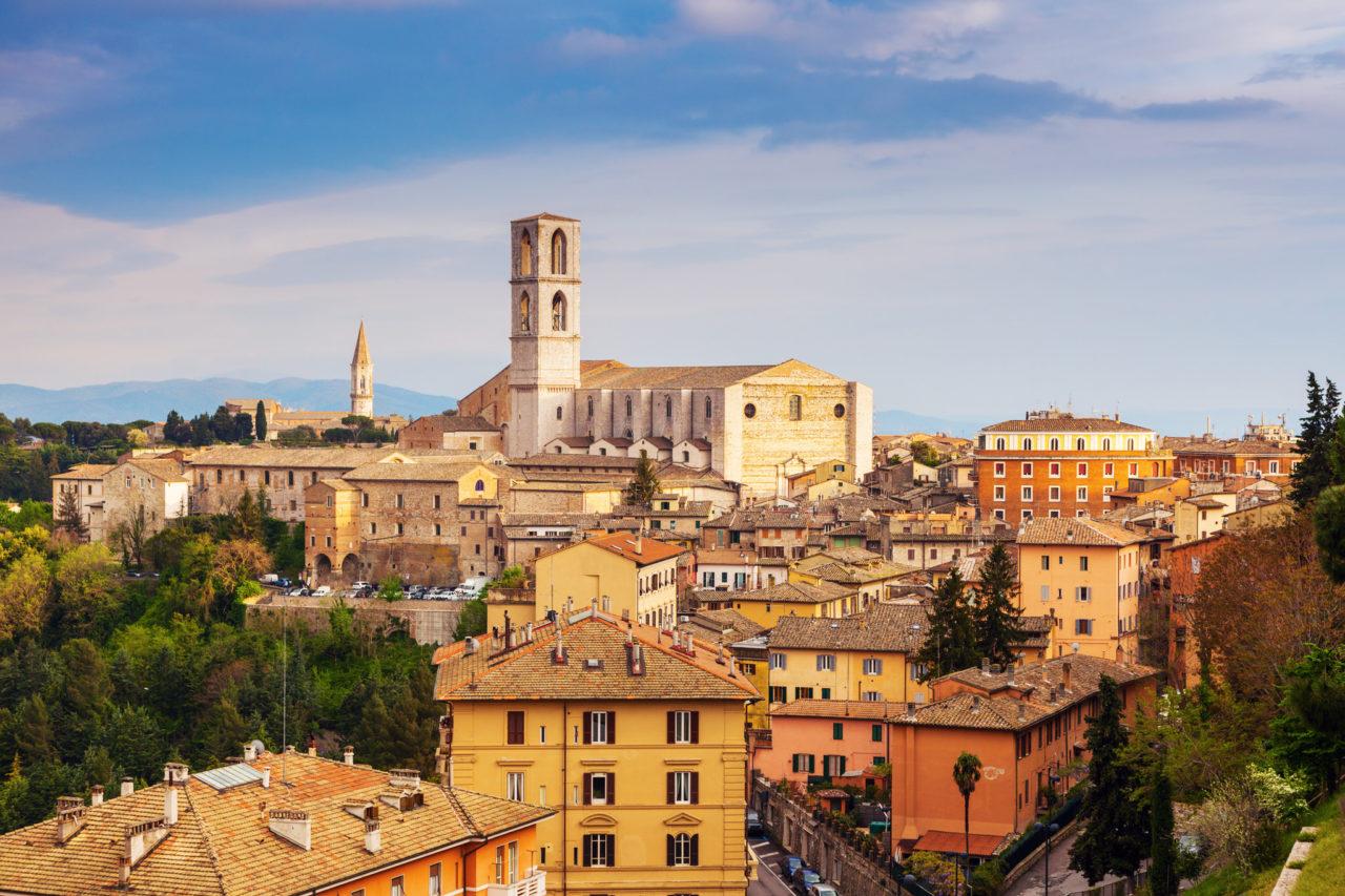 Перуджа (Perugia)