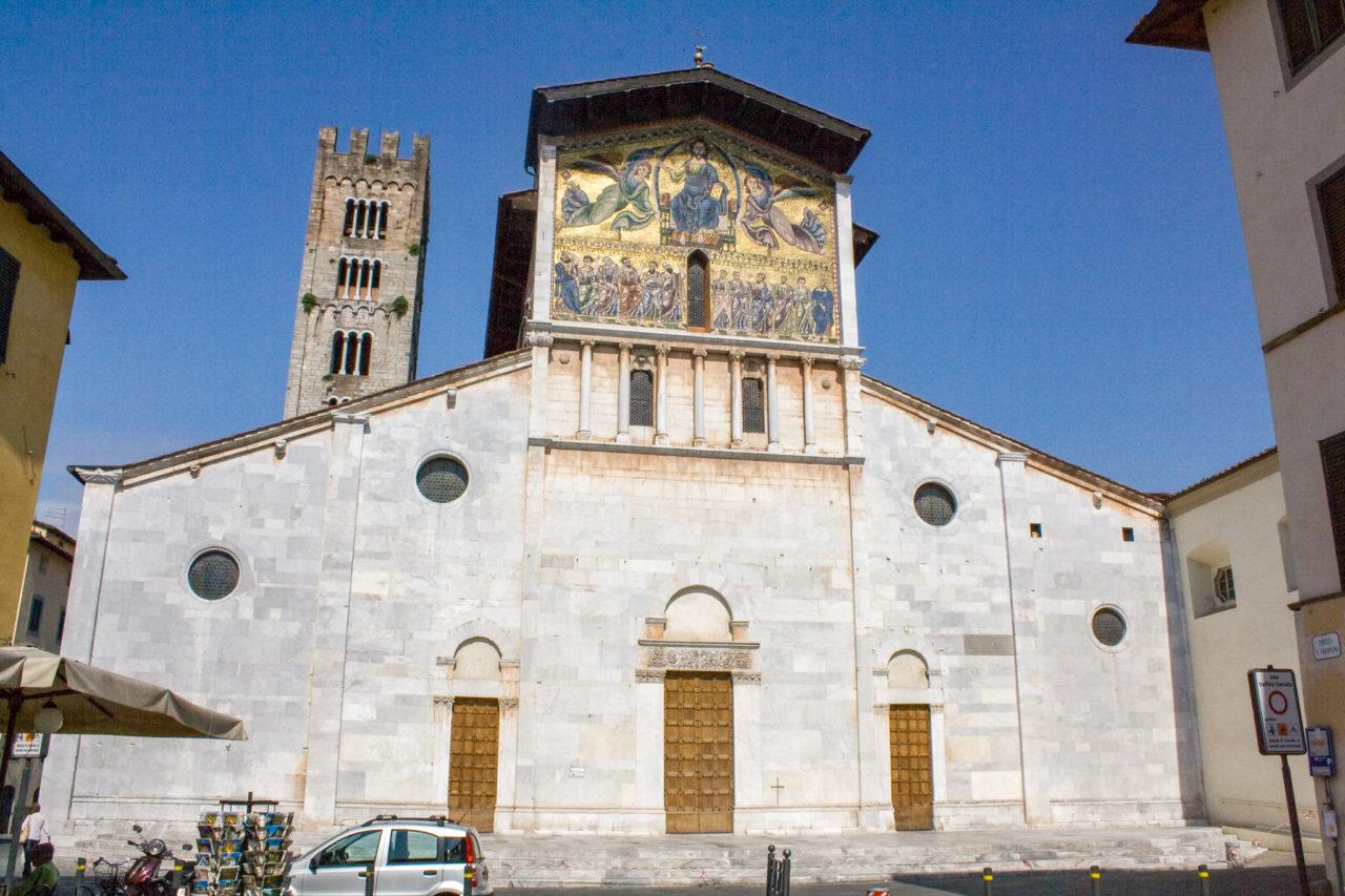 Базилика святого Фридиана (Basilica di San Frediano)