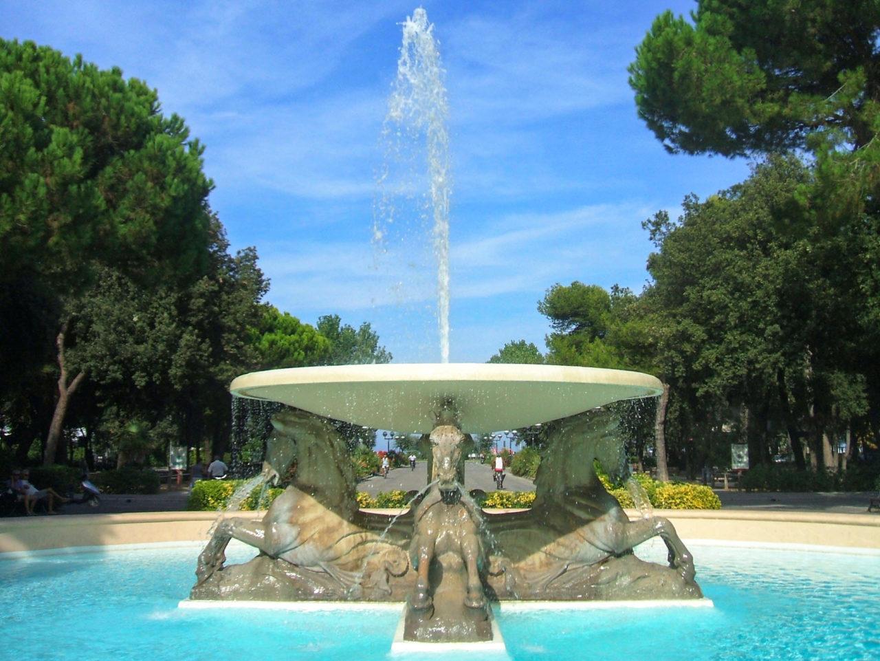 Парк Федерико Феллини (Parco Federico Fellini)