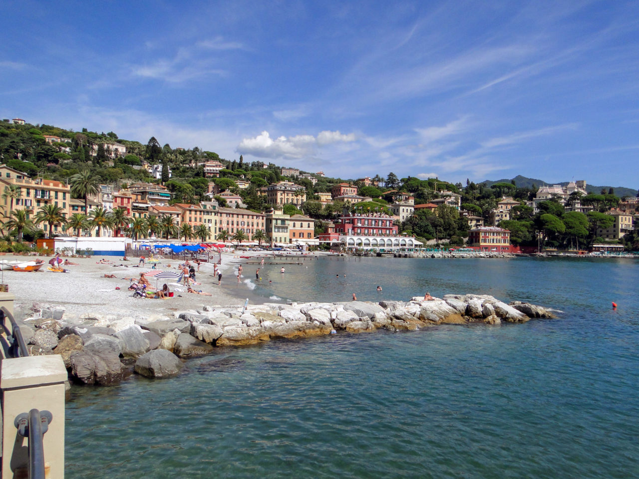 Санта-Маргерита-Лигуре (Santa Margherita Ligure)