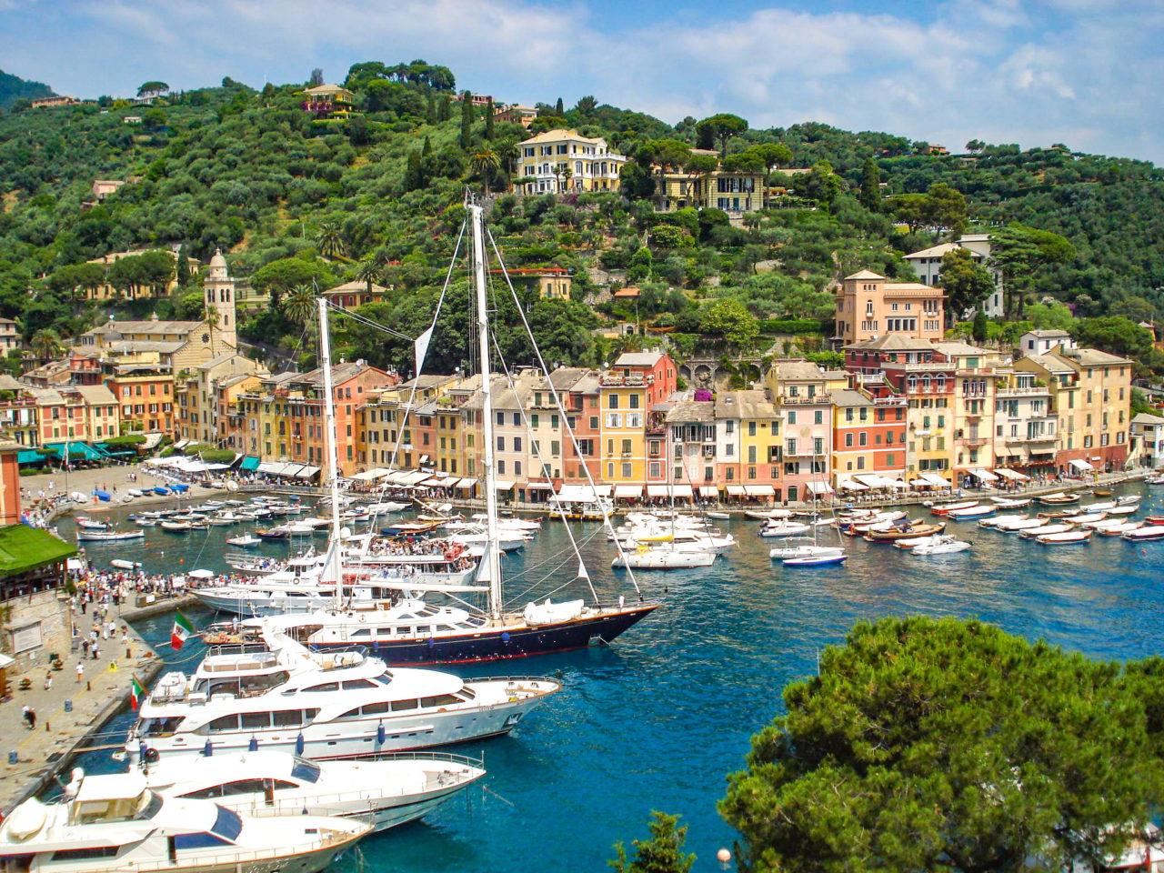 Портофино (Portofino)