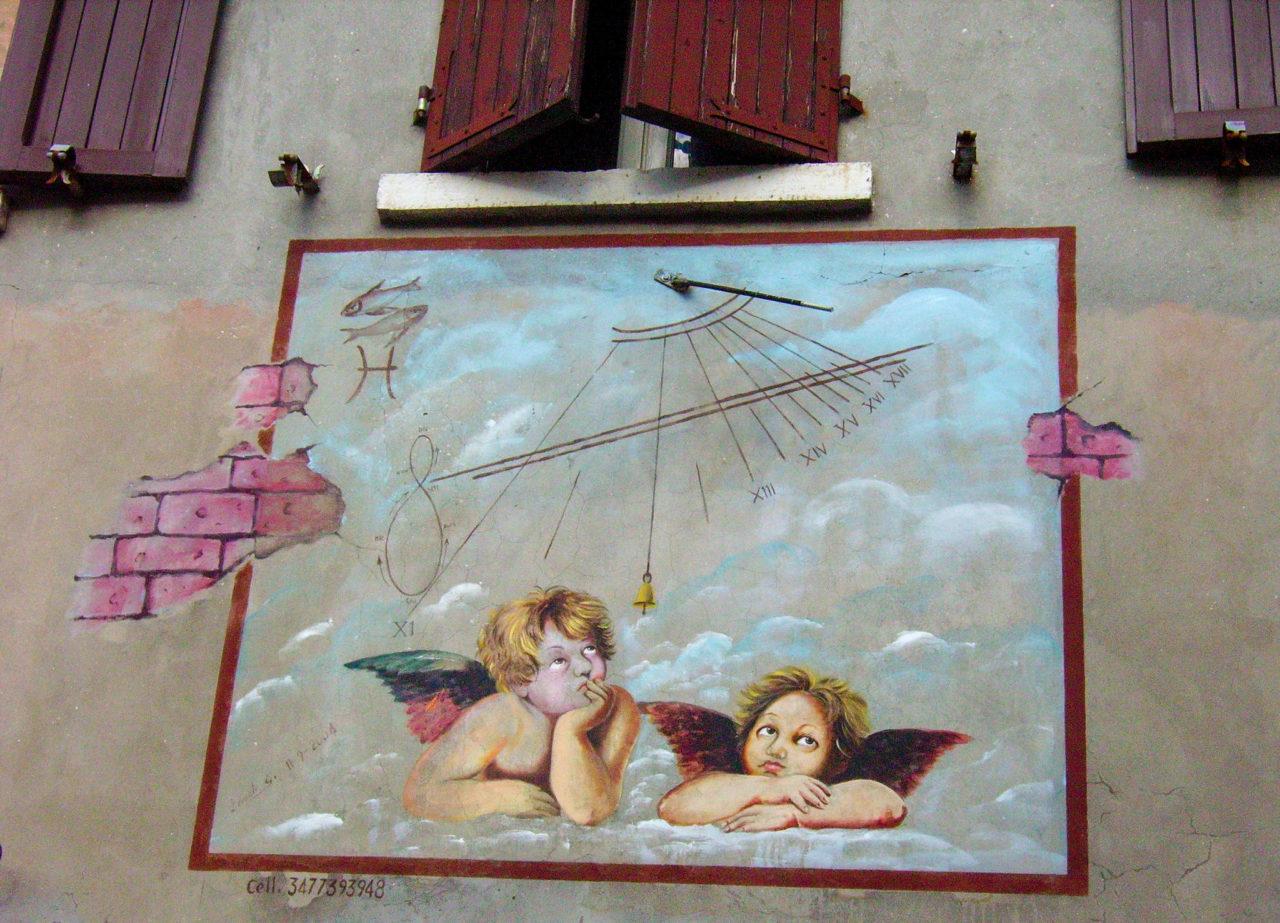 В квартале Сан-Джулиано (San Giuliano)