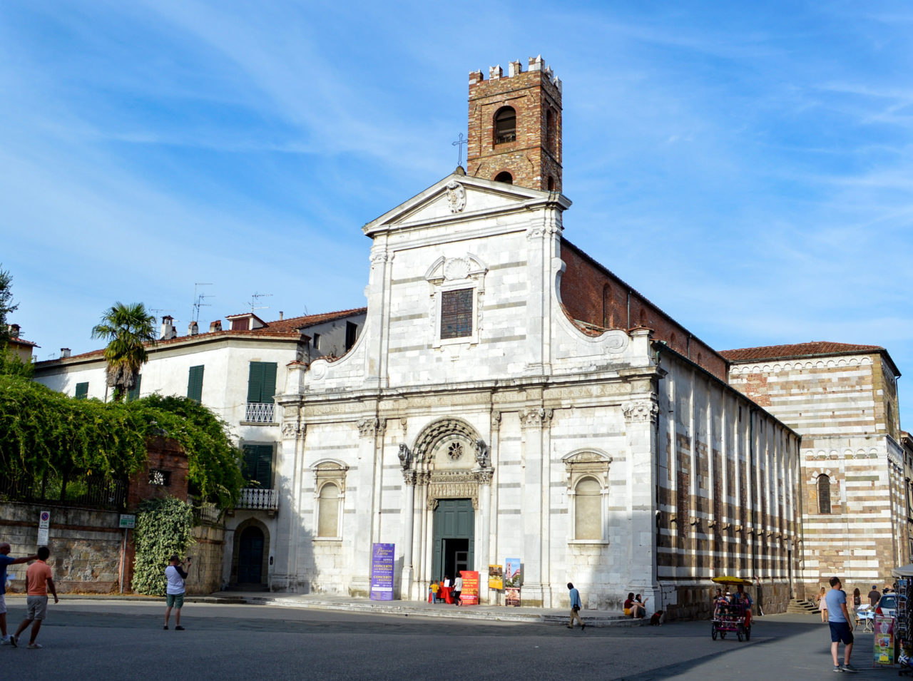 Церковь Святых Иоанна и Репараты (Chiesa dei Santi Giovanni e Reparata)