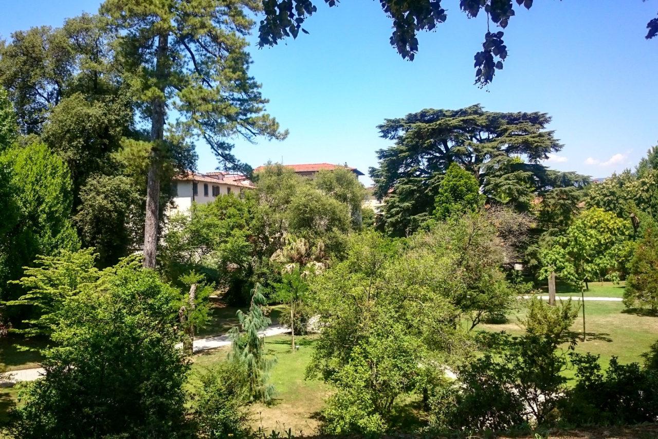 Ботанический сад (Orto botanico comunale di Lucca)