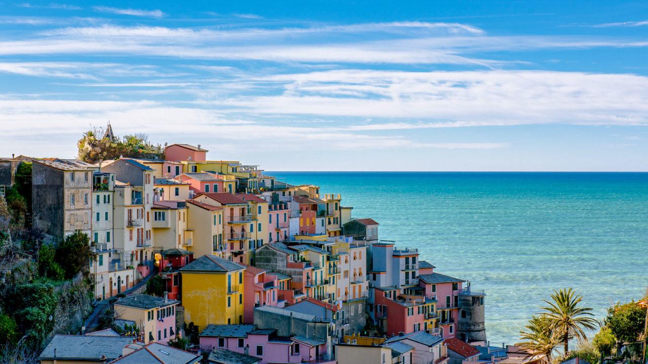 Лигурийское побережье (Riviera Ligure)