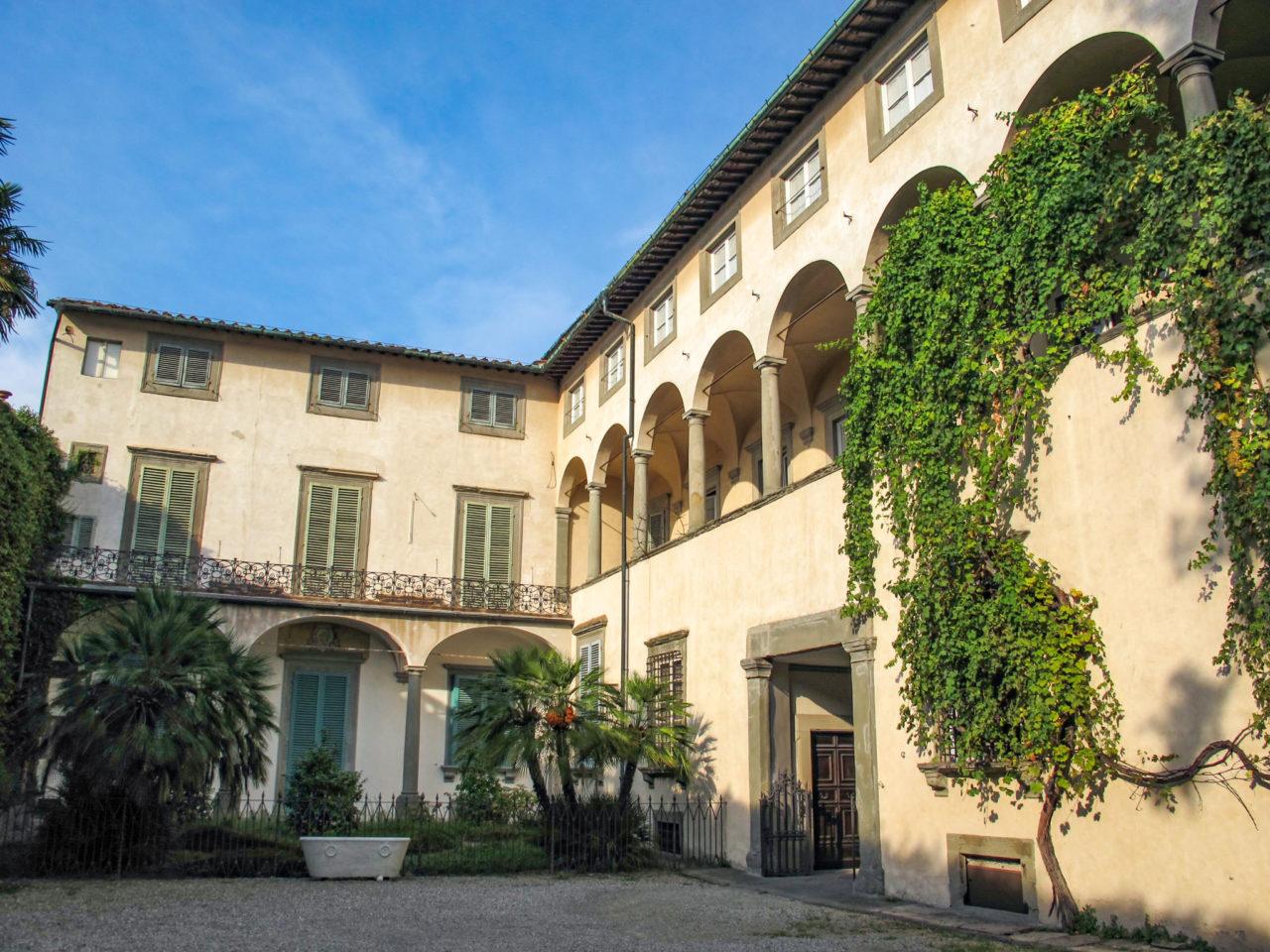 Музей Палаццо Манси (Museo di Palazzo Mansi)