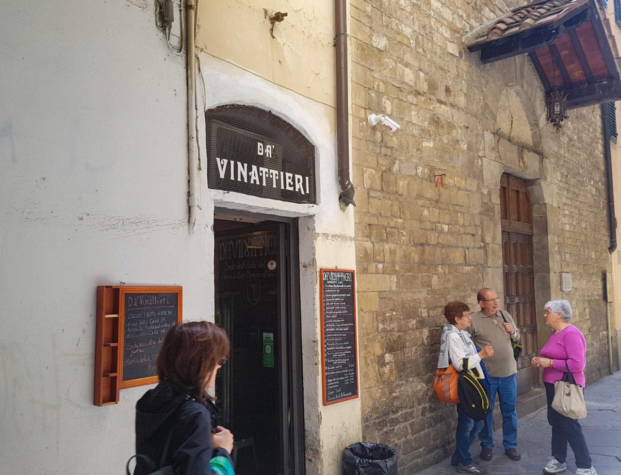 Сэндвичная Da' Vinattieri