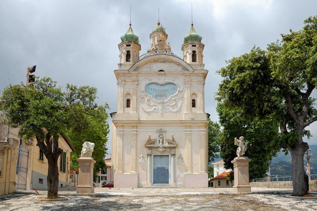 Мадонна делла Коста (Santuario della Madonna della Costa)
