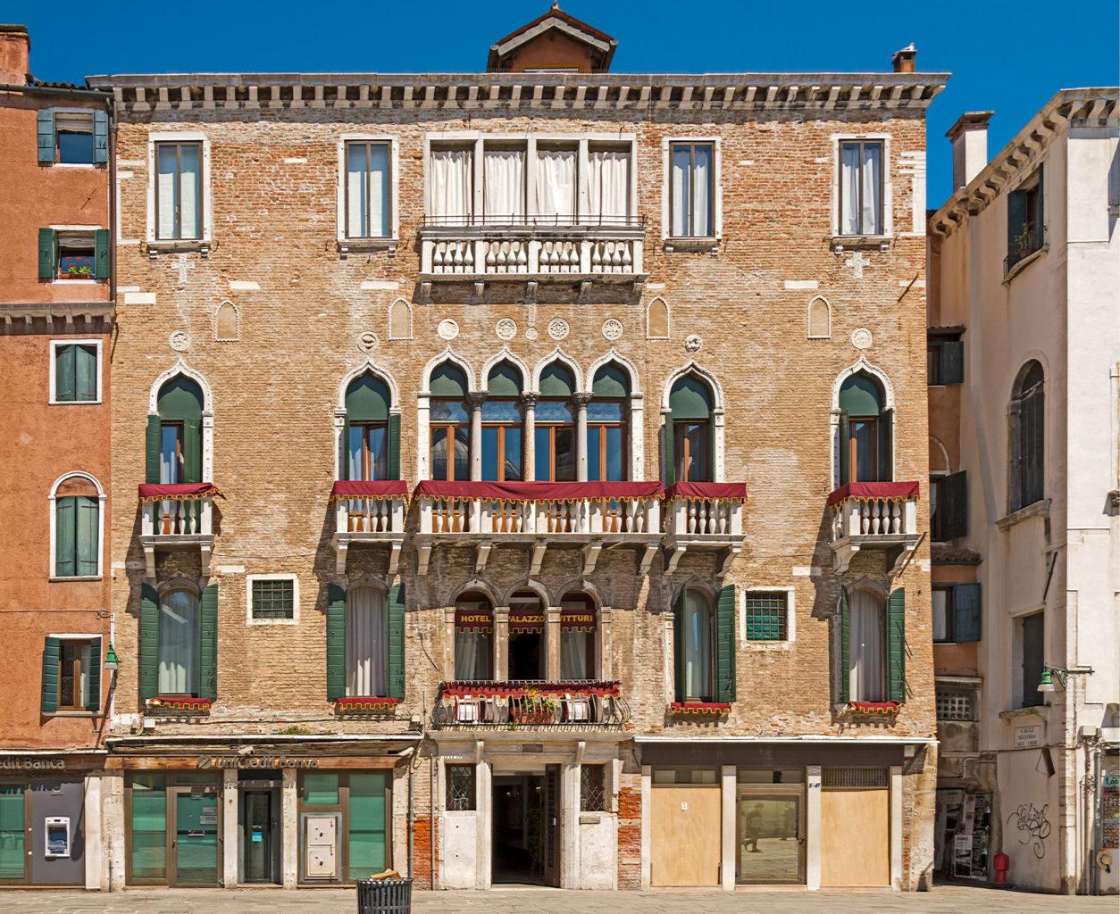 Палаццо Виттури (Hotel Palazzo Vitturi)