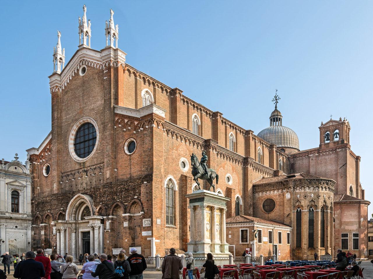Базилика Санти-Джованни э Паоло (Basilica dei Santi Giovanni e Paolo)
