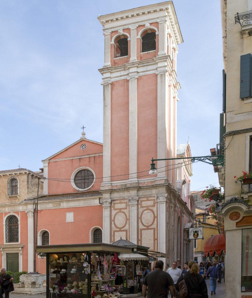 Церковь Сан-Джованни-Кризостомо (Chiesa di San Giovanni Crisostomo)